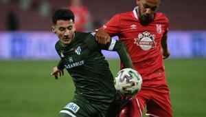 Bursaspor, Play-Off iddiasında yara aldı 7 puanlık fark...