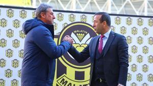 Hamza Hamzaoğlu, Yeni Malatyasporla ligde 1,2 puan ortalaması tutturdu