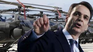Yunanistan ve ABDden ortak tatbikat: Tam 145 helikopter