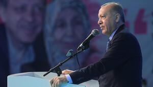 Cumhurbaşkanı Recep Tayyip Erdoğan, AK Parti İzmir 7. Olağan İl Kongresinde açıklamalarda bulundu