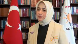 AK Partili Özlem Zengin, DHAnın sorularını yanıtladı