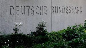 Bundesbank: Alman ekonomisi birinci çeyrekte muhtemelen küçülecek