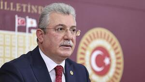 AK Parti Grup Başkanvekili Muhammet Emin Akbaşoğlundan CHPye sert tepki: Büyük bir ciddiyetsizlik