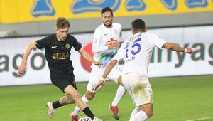 MKE Ankaragücü 1-1 Çaykur Rizespor / Maç sonucu
