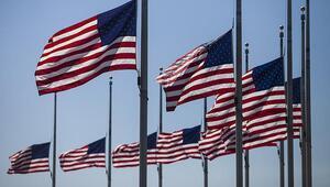 ABDde koronavirüs yası Bayraklar yarıya indiriliyor