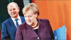 Alman koalisyonunda korona çatlağı