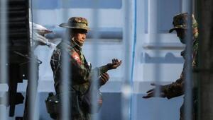 ABDden askeri darbe nedeniyle Myanmardaki 2 generale yaptırım kararı