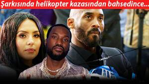 Meek Millin yeni şarkısına Kobe Bryantın eşi Vanessa Bryanttan tepki