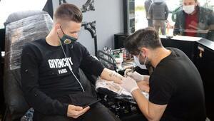 Damian Kadziorun dövme tutkusu Sadece eşim ve benim aramda olan bir anlama sahip...