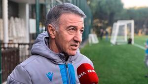 Trabzonspor Başkanı Ahmet Ağaoğlu: En büyük kupayı da müzemize getireceğiz...