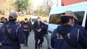 Karabük merkezli 8 ilde operasyon 12 kişi tutuklandı