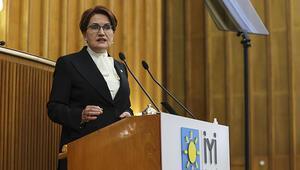 İYİ Parti Genel Başkanı Akşener: Türkiyenin çok büyük bir potansiyeli var