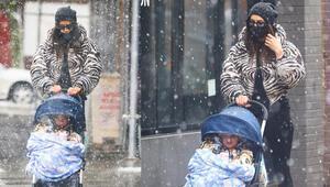 Irina Shayk kızı Lea de Seine ile: Kıyafete bu kadar para harcanır mı Ya bir gün paran biterse