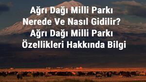Ağrı Dağı Milli Parkı Nerede Ve Nasıl Gidilir Ağrı Dağı Milli Parkı Konaklama, Kamp, Giriş Ücreti Ve Özellikleri Hakkında Bilgi