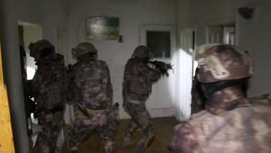 Samsun merkezli suç örgütü operasyonu: 57 gözaltı