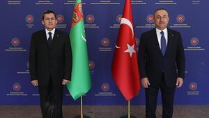 Dışişleri Bakanı Çavuşoğlundan Türkmen gazı açıklaması