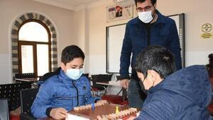 Diyarbakır Bilgi Evinde yüz yüze eğitim başladı