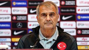 Son dakika: Şenol Güneş açıkladı Türkiye-Hollanda maçı Atatürk Olimpiyat Stadında