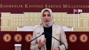 AK Partili Özlem Zengin: Ağır saldırılara maruz kalarak hedef gösteriliyorum