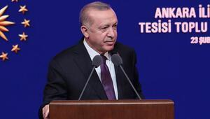 Cumhurbaşkanı Erdoğan: Önümüzdeki aylarda 20 bin öğretmenimizin daha atamasını yapacağız.