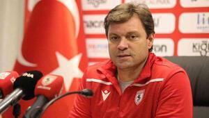 Ertuğrul Sağlam, Samsunsporun 10 yıllık Süper Lig hasretini dindirmek istiyor