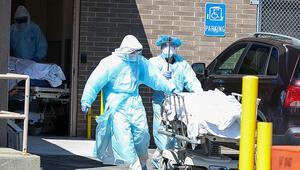 ABDde koronavirüsten ölenlerin sayısı 500 bin 443e yükseldi