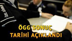 Özel güvenlik görevlisi sınav soruları yayımlandı ÖGG sınav sonuçları için gözler Emniyet Genel Müdürlüğünde