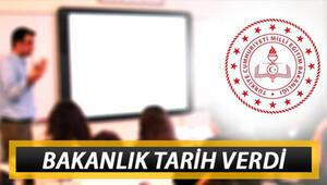Lise sınavları yüz yüze ne zaman yapılacak 2021 lise sınavları ile ilgili Bakan Selçuktan açıklama