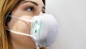 Türk teknoloji şirketi üretti: Covide e-maske