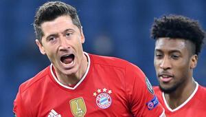 Lazio 1-4 Bayern Münih / Maç sonucu