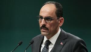 Cumhurbaşkanlığı Sözcüsü Kalından AB Komisyonu Sözcüsü Stanonun Türkiye hakkındaki açıklamalarına tepki