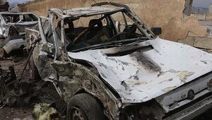 Afrinde bombalı terör saldırısı: 3 yaralı
