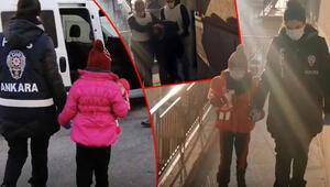 Ankarada 2 DEAŞlı terörist yakalandı Kaçırdıkları çocuk kurtarıldı...