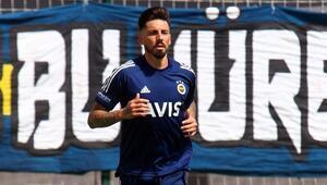 Sosa eski günlerini aratıyor Fenerbahçede hem oyun hem de skor beklentisini karşılayamadı...