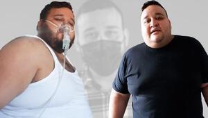 102 kilogram vererek sağlığına kavuştu Yeni hali şaşkına çevirdi