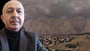 Prof. Dr. Hüseyin Torosdan çöl tozu uyarısı