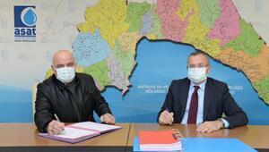 Büyükşehirden Manavgata 4 milyon Avroluk kanalizasyon yatırımı