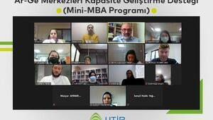 UTİB, Ar-Ge Merkezleri için eğitime devam ediyor
