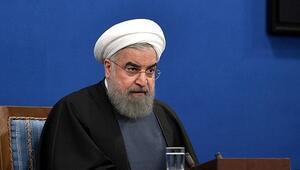 İran Cumhurbaşkanı Ruhani: ABDnin yeni yönetimi ekonomik terörü durdurmalıdır