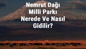 Nemrut Dağı Milli Parkı Nerede Ve Nasıl Gidilir Nemrut Dağı Milli Parkı Konaklama, Kamp, Giriş Ücreti Ve Özellikleri Hakkında Bilgi