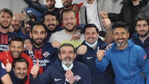 Batuhan yine coştu 8 gollü maçta...