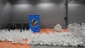 Hollandada 1,5 tonluk uyuşturucu operasyonu