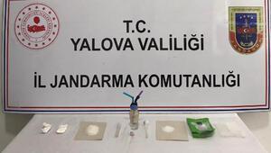 Jandarmadan uyuşturucu operasyonları; 8 gözaltı