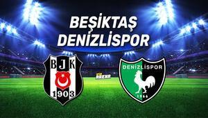 Beşiktaş Denizlispor maçı ne zaman, saat kaçta