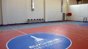 Aliağa Belediyesinden spor salonu açıklaması