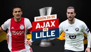 Yusuf Yazıcı, Johan Cruijff Arenada sahne alacak mı Ajaxın Lille karşısında iddaa oranı...