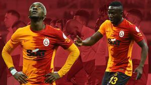 Galatasarayda Onyekuru geldi, Etebo coştu