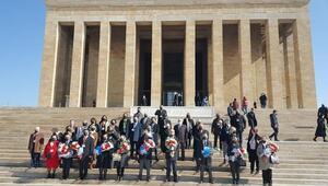 Maarif Kolejliler ATA'nın huzurunda