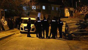 Ankarada şüpheli ölüm 1 gün önce taşınmıştı