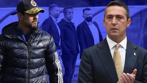 Ali Koç, Emre Belözoğlu ve Erol Bulut ile görüştü Açıklama...